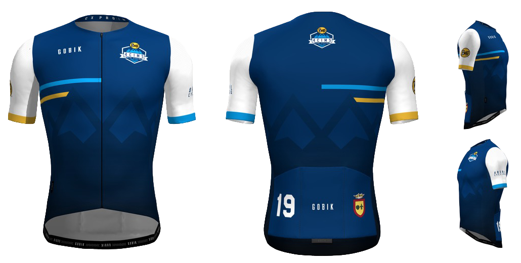 maillot 2019 4cims